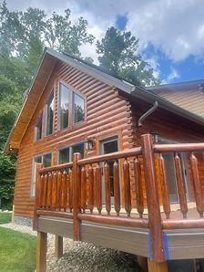 Log Cabin Stain