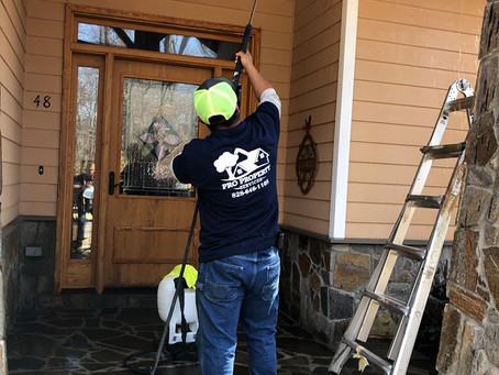 Pressure Washing Basics For Home Owners
