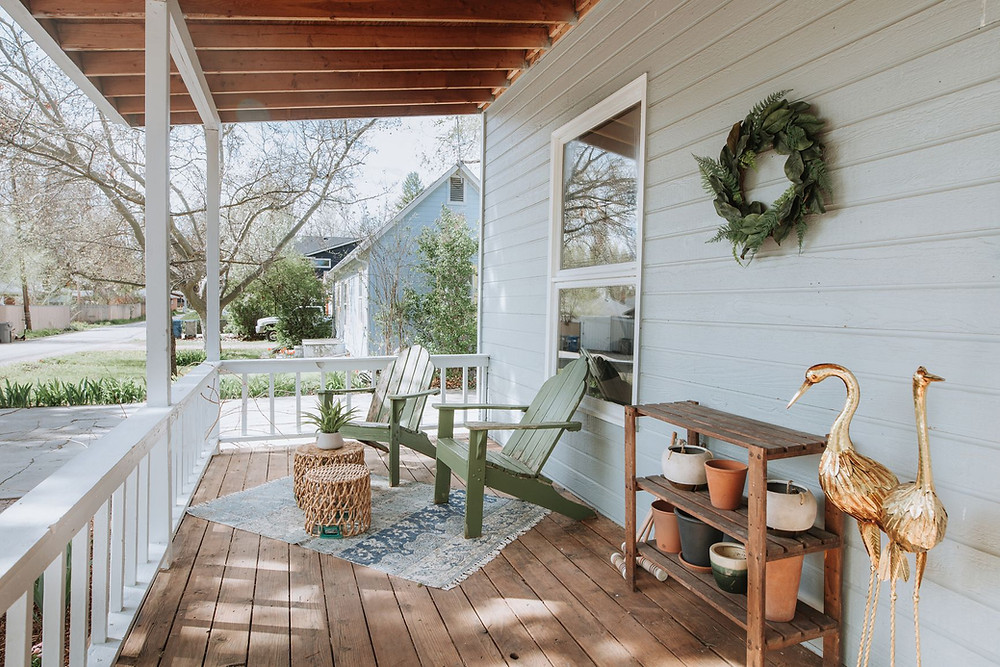 Refurbish Your front Porch