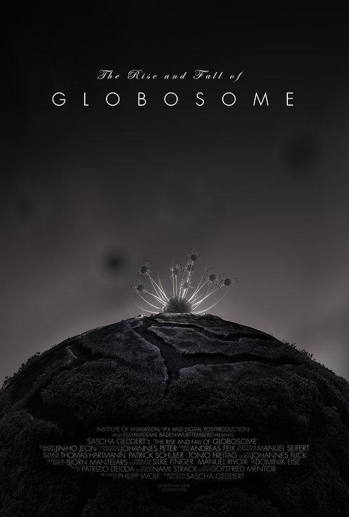 Globosome Poster Dark