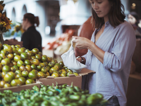 Following zero-waste practices as a business owner