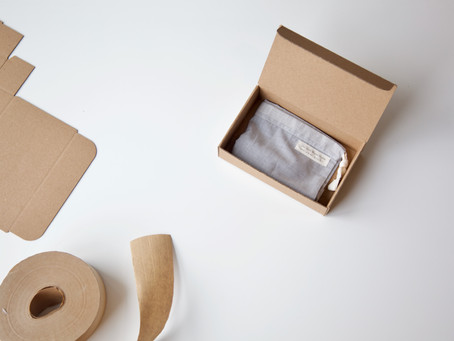 Zero waste shipping for a sustainable business