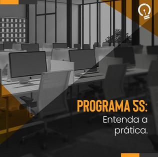 Entenda a prática do Programa 5S