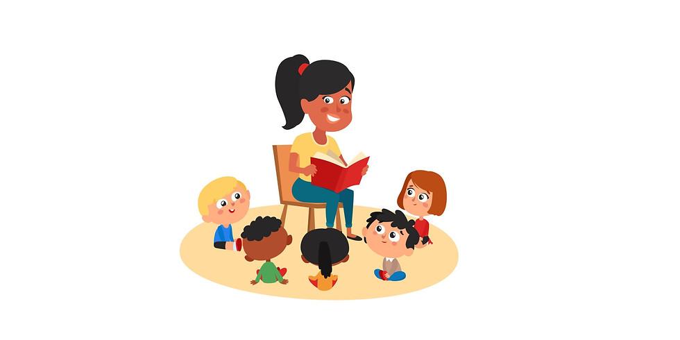 Curso de Formação de Evangelizador Espírita Infantil