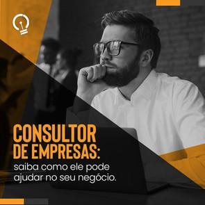 Como o Consultor de Empresas ajuda o meu negócio?
