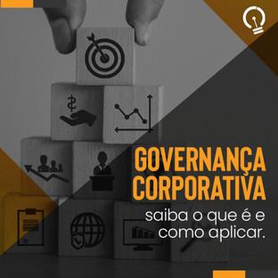 Por que governança corporativa?