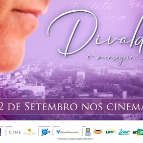 História de Divaldo Franco vai para as telas de cinema