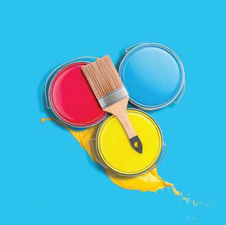Vivid Painting