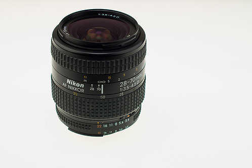 Nikon Nikkor 28-70mm f3.5-4.5 D