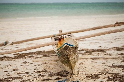 Kenia Boot