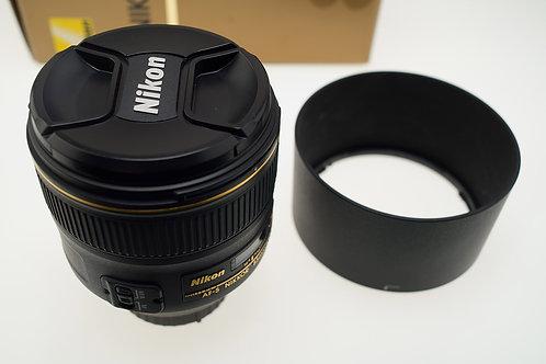 Nikon Nikkor 85mm f1.4 G
