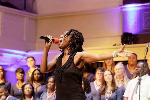 Geraldine with Renewal choir 2017.jpg