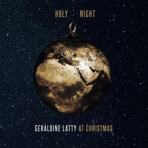 'Holy Night' - Geraldine Latty at Christmas