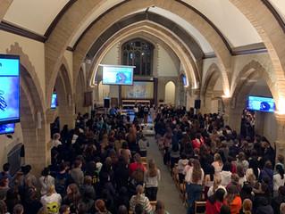 Sing Gospel @ Wycombe Abbey School