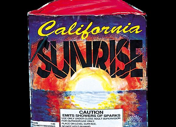 CALIFORNIA SUNRISE FOUNTAIN