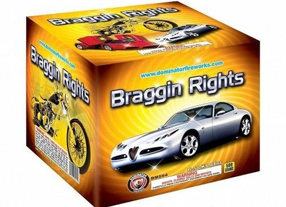BRAGGIN' RIGHTS 9 SHOT
