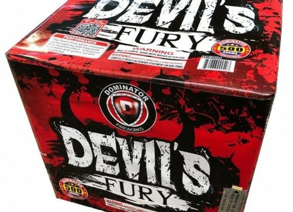 DEVILS FURY 9 SHOT
