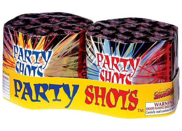 PARTY SHOT (2 PACK)