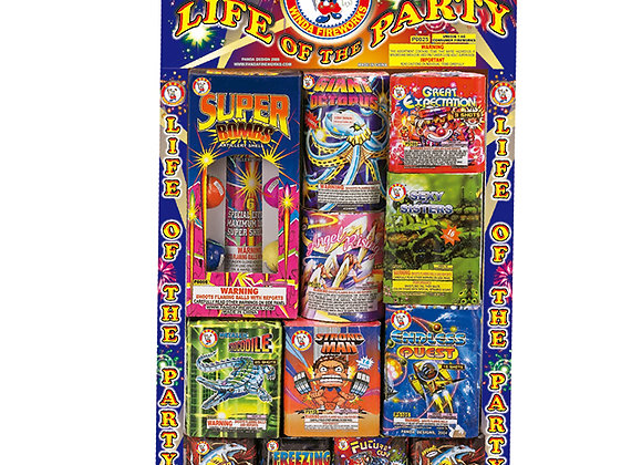 LIFE OF THE PARTY ASSORTMENT