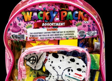 WACKY PACK GIRLS-ASSORTMENT