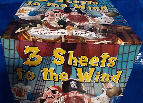 3 SHEETS TO THE WIND