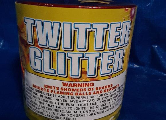 GIANT TWITTER GLITTER