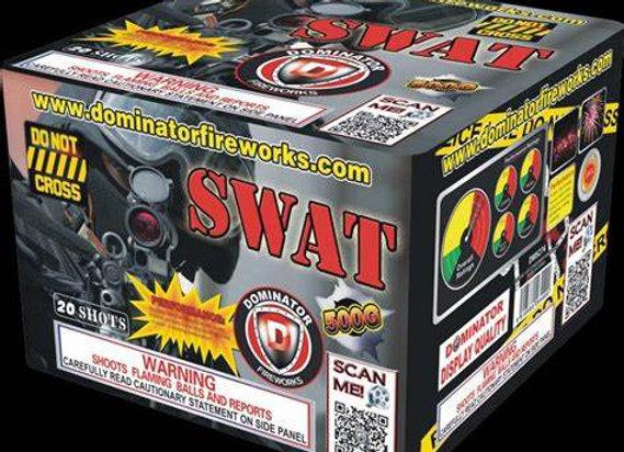 SWAT TEAM 20 SHOT