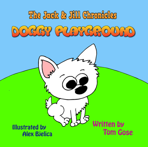Doggy Playground  Book #4 Front_Cover_co