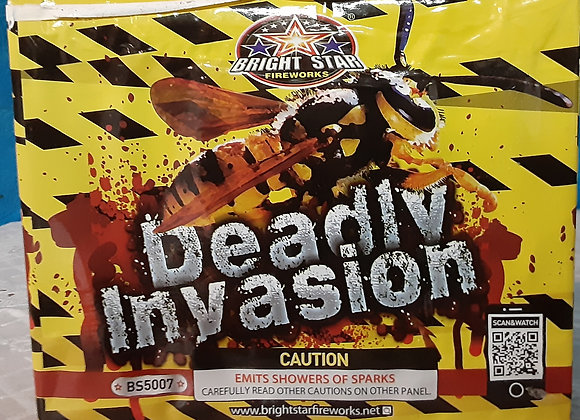 DEADLY INVASION