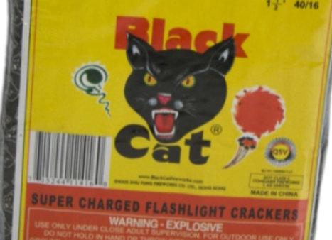 BLACK CAT FIRECRACKERS 40/16