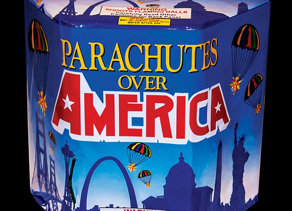 PARACHUTES OVER AMERICA