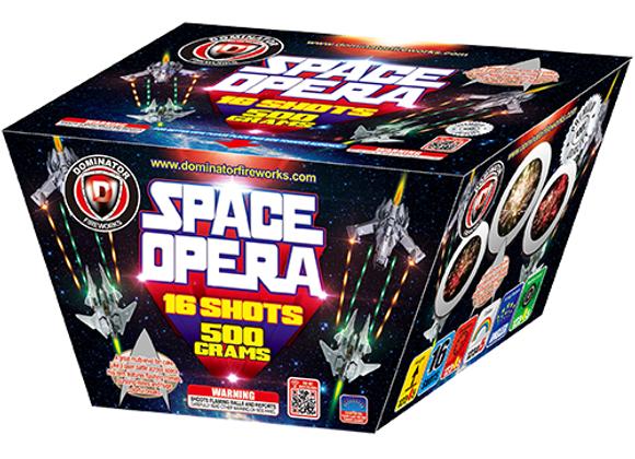 SPACE OPERA 16 SHOT