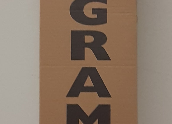 SIXTY GRAM CAN 60 GRAM
