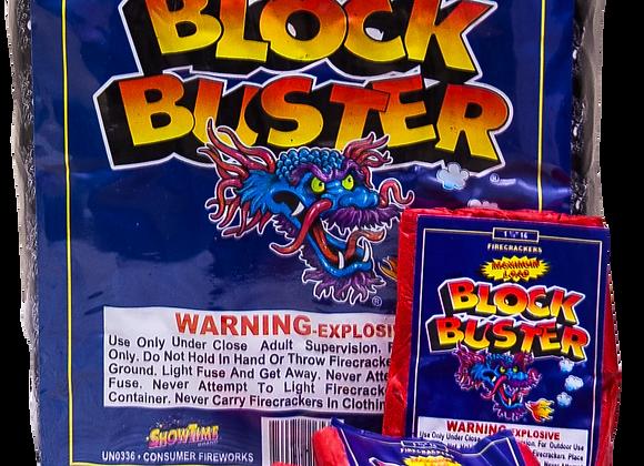BLOCK BUSTER FIRECRACKERS 40/16