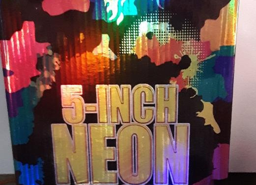 "NEON GIGA SHELLS 5"""