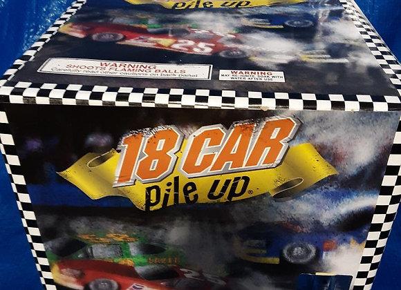 18 CAR PILE UP