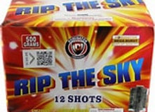 RIP THE SKY 12 SHOTS