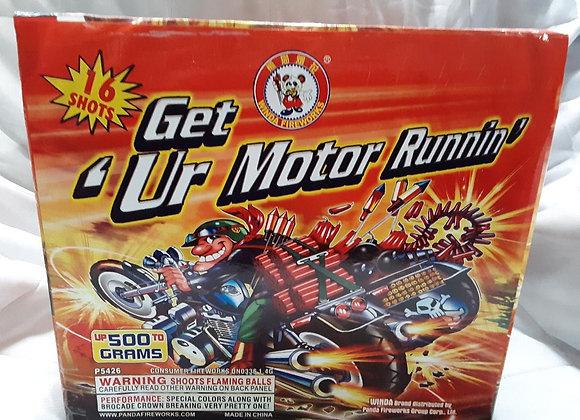 GET 'UR MOTOR RUNNIN'