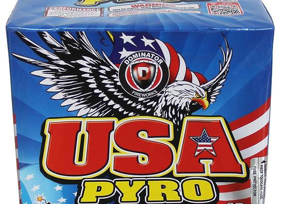 USA PYRO 12 SHOT