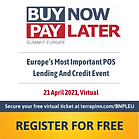 Buy Now Pay Later Europe