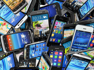Less handsets? More spending on services!