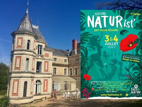 2021-07-03/04 - NATURist' por nova mondo: naturista festivalo en Esperanta kastelo