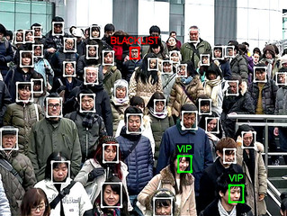 Facial recognition to make travels easier
