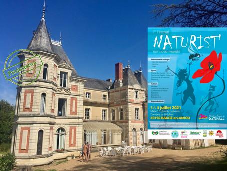 2022 - Naturista festivalo en Esperanta kastelo