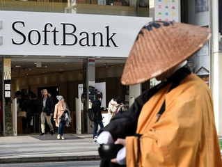 Is Softbank biting off more than they can chew?