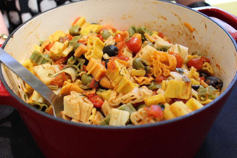 Plant-Based Pasta with Healthy Ingredients That's Affordable