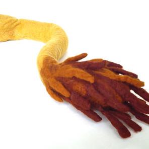 Simba Lion Costume Tail