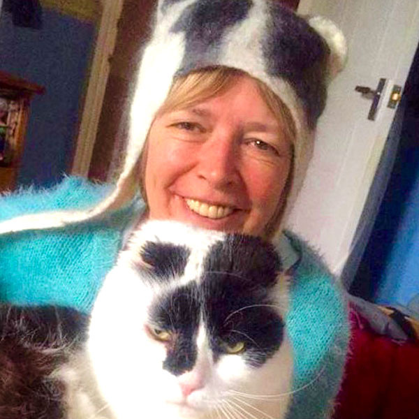 Personalised Cat Hat
