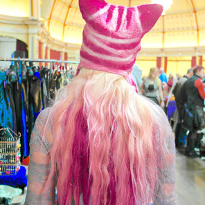 Bagpuss Cheshire Cat Hat