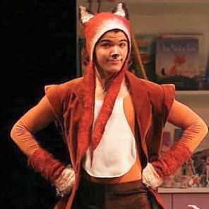 The Fox Headdress